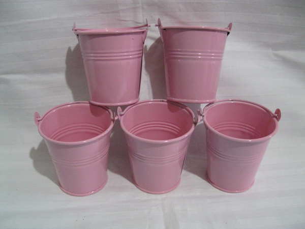 30pcslot pink d7d7cm metal pink pails girl baby shower favors mini 30pcslot pink d7d7cm metal pink pails girl baby shower favors mini buckets tin pails mini succulents pots in flower pots planters from home garden on mightylinksfo