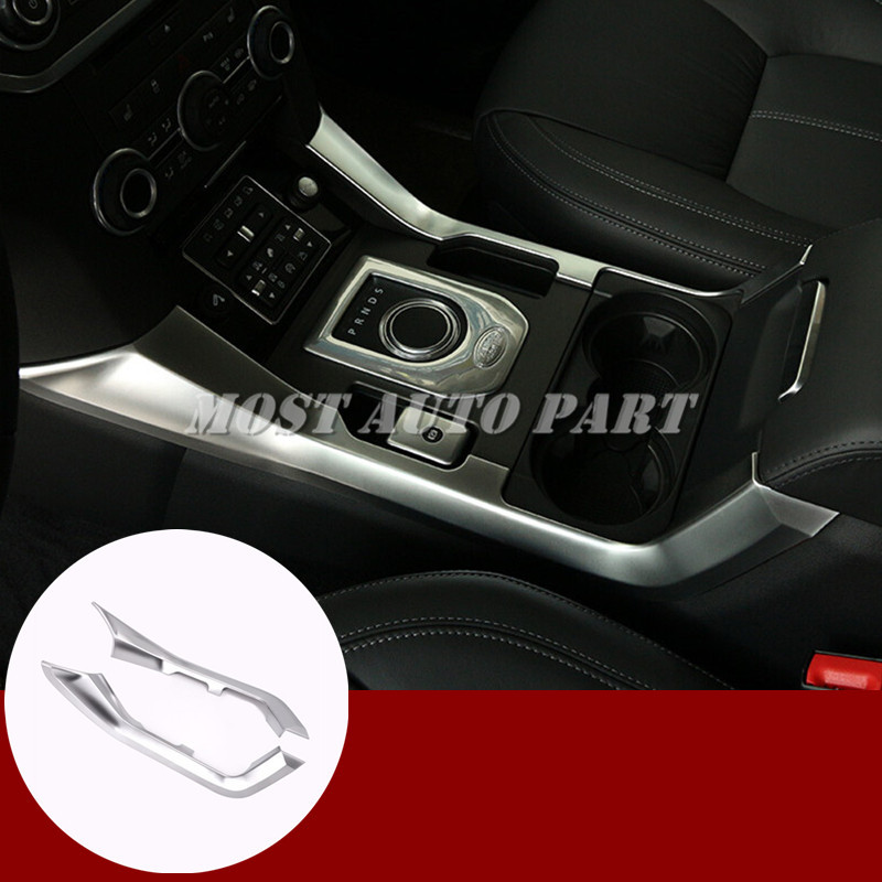 Inner Console Gear Box Frame Cover Trim For Land Rover Discovery 4 LR4 2011 2016