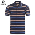 2016 New Men Polo Shirt Brand Clothing Fashion Polo Homme Shirt  Striped Shorts Sleeve Camisa Polo Masculina Hot Sale