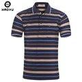 2016 Nova Camisa Polo Dos Homens Marca de Roupas de Moda Camisa Polo Homme Listrado Calções de Manga Comprida Camisa Polo Masculina Venda Quente