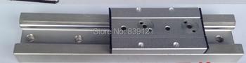 Rodillo de doble eje de alta calidad guía de deslizador del carril lineal máquina de corte integrada SGR35 dedicada