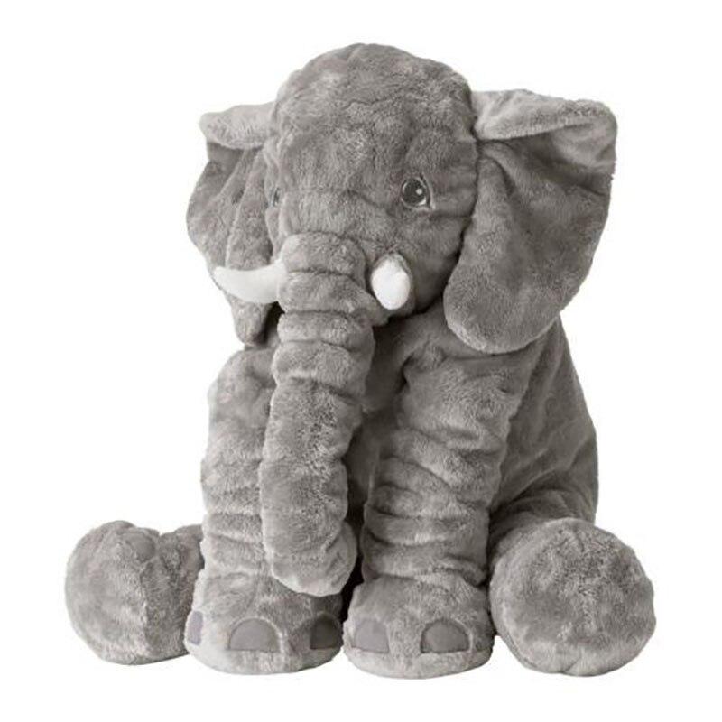 Elephant Baby Pillow Infant Cushion Head Protection Kids Soft Elephants Sleeping Pillow Lumbar Cushion Gift Toys For Children