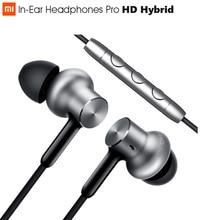 Original Xiaomi Hybrid Pro HD Kopfhörer Tri Fahrer Dual Dynamische + Ausgewogene Anker Mi In Ohr Headset Pro HD Wired Steuer
