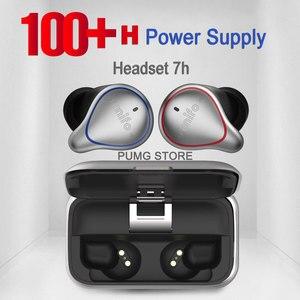 Image 3 - Mifo O5 Bluetooth TWS אלחוטי אוזניות IPX7 Bluetooth אוזניות ספורט סטריאו קול handfree אוזניות עם טעינת תיבת עבור טלפון