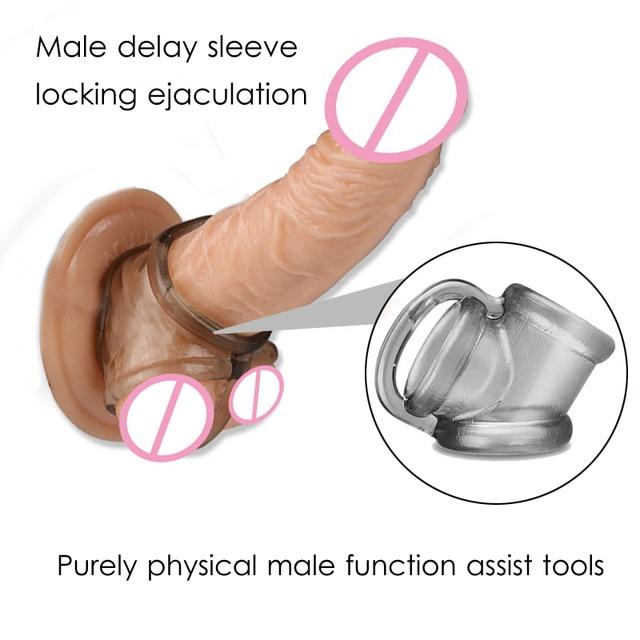 soft cock ejaculation