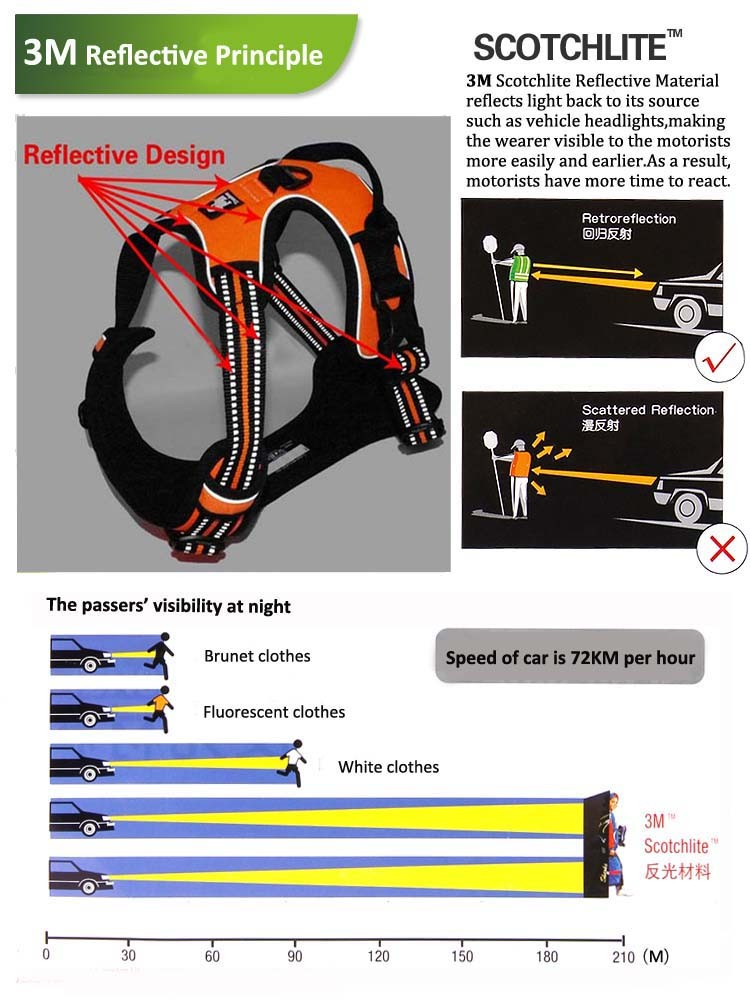 Nylon Dog Harness 28