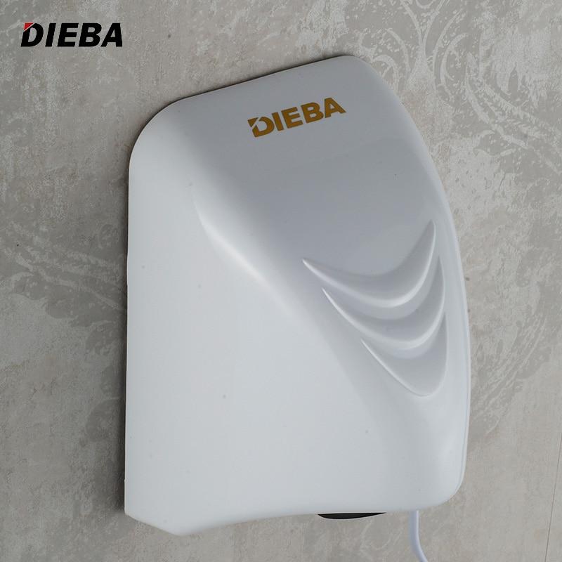 DB-2030 Newest Bathroom Automatic Hand Dryer Hotel Automatic Sensor Jet Hand Dryers Household Hand-drying Machine