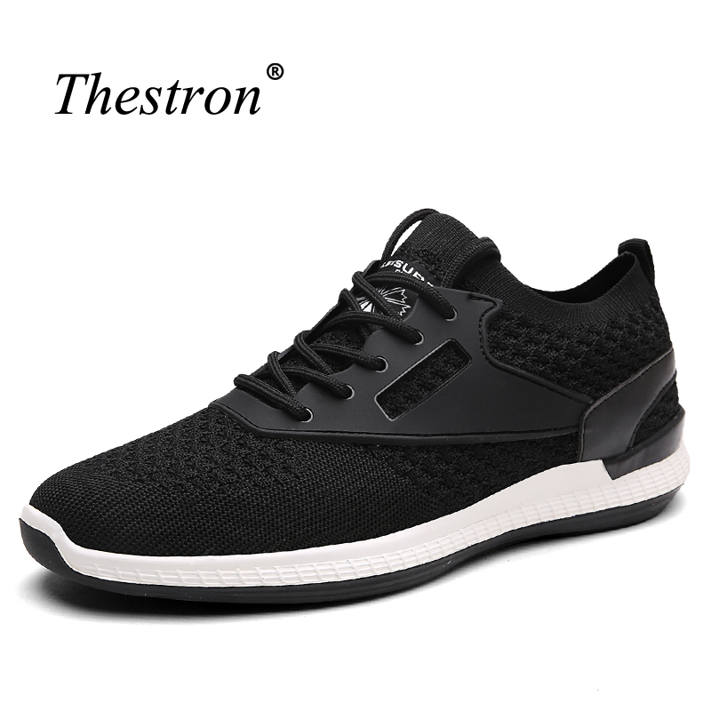 Running Shoes Lightweight Man Sneakers Sports Shoes Comfortable Running Trainers for Mens Mesh Men Sneakers 2018