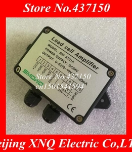 Image 3 - 4 20mA load cell amplifier / load cell transmitter 0 10v / weight transmitter /weighting amplier  0 5v ,load cell transducer