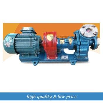 1HP 380 V tres fases 50 hz bomba de aceite caliente de circulación continua
