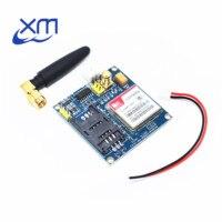 Free Shipping 1PCS LOT New SIM900A SIM900 MINI V4 0 Wireless Data Transmission Module GSM GPRS