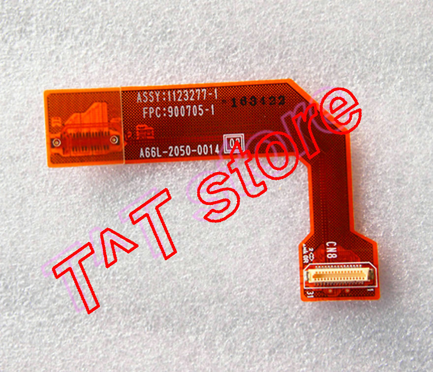 original A66L-2050-0014 test good free shipping a66l 2050 0025 b fanuc cf card connector 1pc new dhl free shipping