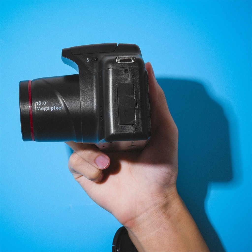 工場出荷時の価格ビデオカメラフル HD 720 1080p デジタルカメラとマイク 16MP 最大ズーム 2.4 インチ液晶 19Mar28