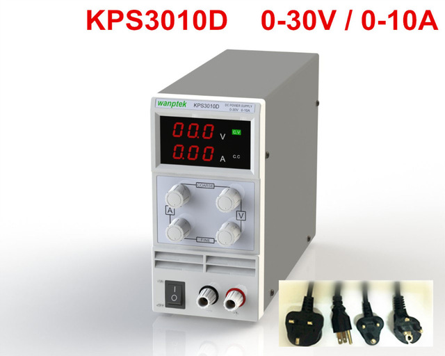 KPS3010D Adjustable High precision double LED display switch
