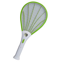 Rechargeable Electric Insect Pest Bug Fly Mosquito Zappers Swatter Racket Tool