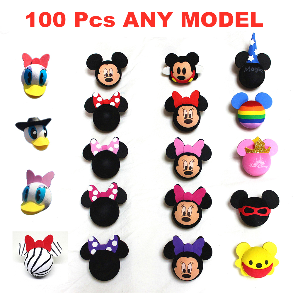 100 pcs Car Antenna Ball Toppers Mini Roof Antena Balls Decoration Stickers Foam Antennaball Tops Aerial