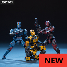 本物の喜びおもちゃ 1:27 アクションフィギュアバッタレイダース隊 (3 ピース/ロット) 可動軍事フィギュアのおもちゃ送料無料