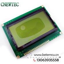 1 шт. NB12864GA 128x64 точек Графический Зеленый цвет ЖК-дисплей Дисплей ST7920 контроллер ТАЙВАНЬ Экран хороший анти-помех