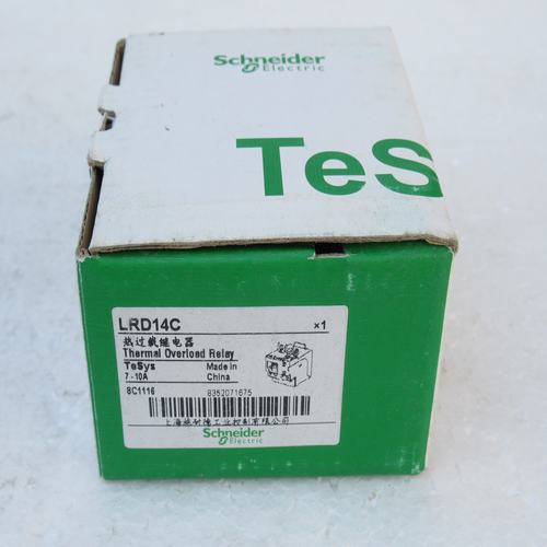 * Sales * New Thermal Overload Relay LRD14C