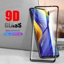 חדש 9 DTempered זכוכית עבור xiaomi mi mi x 2 2 S 3 מלא כיסוי מסך מגן 9 H זכוכית עבור xiaomi mi mi x 2 S 3 מזג זכוכית סרט