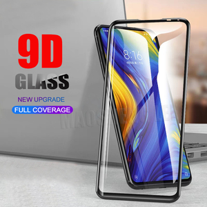 Image 1 - New 9DTempered Glass For Xiaomi Mi Mix 2 2S 3 Full Cover Screen Protector 9H Glass For xiaomi mi mix 2S 3 tempered glass film