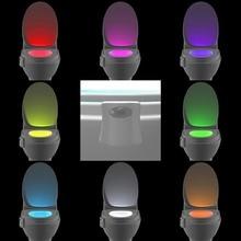Smart Toilet Night Light