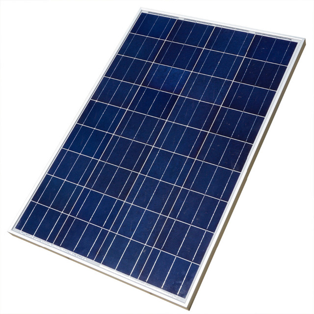 COMPLETE KIT 1000W Solar Panel Cells On Grid System, 10*100w Solar System For Home
