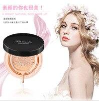 Compact Makeup Concealer Isolation Sunscreen Whitening Makeup Air Cushion BB Cream Brighten Skin Moisturizing Cream
