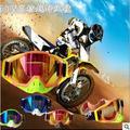 2016 Nova 100% Cor Motocross Googles Óculos De Corrida de Moto À Prova de Vento À Prova de Poeira Óculos Óculos de proteção
