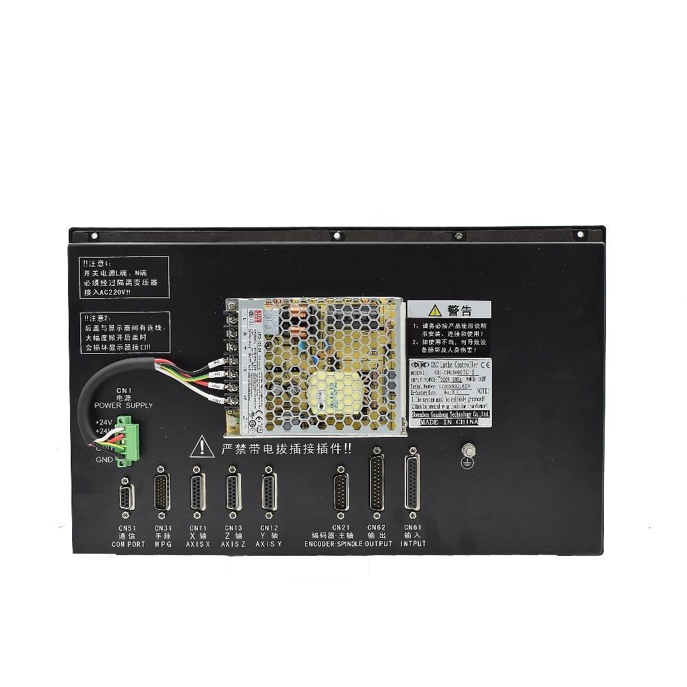 3 achsen CNC fräsen maschinen controller gleiche zu Mitsubishi controller