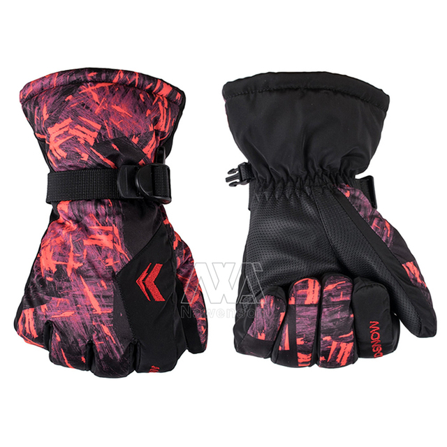 Motorcycle Gloves For Snow Automobiles & Motorcycles Unisex size: L XL