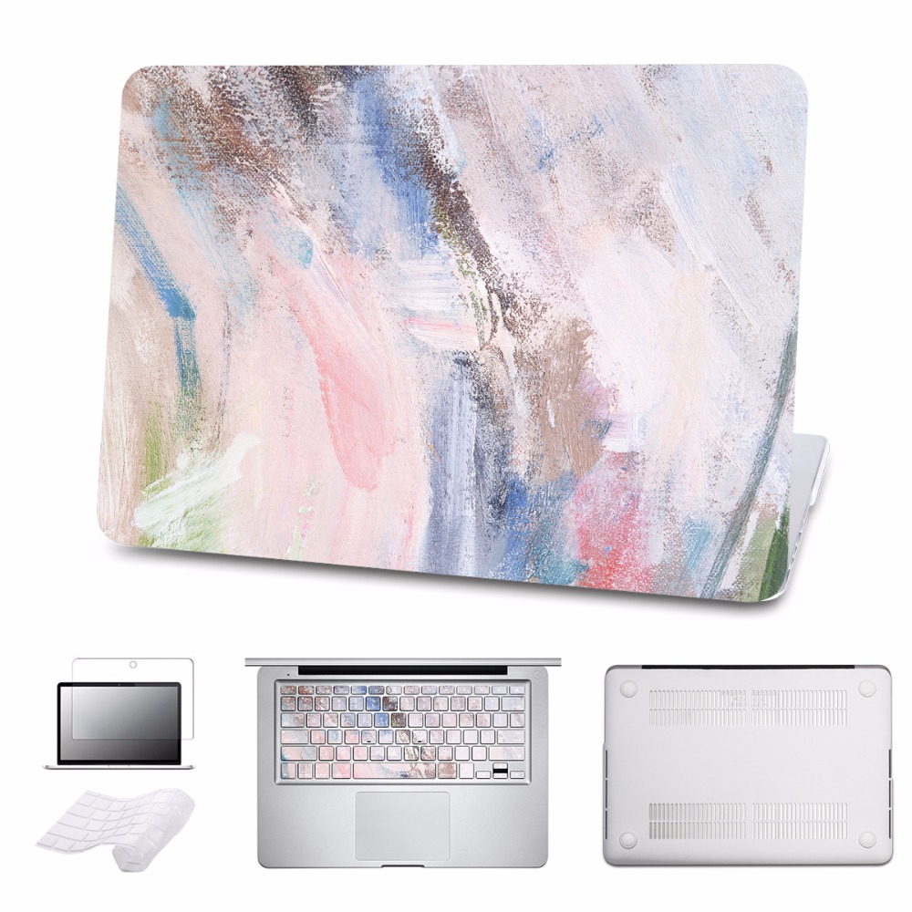 For Macbook Pro 13 Case Colorful 2016 Touch Bar A1707 Cover Laptop Accessories for Macbook Air Pro Retina 11 12 13.3 15 Cases
