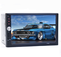7 Inch LCD Touch Screen Universal 2 Din Car Video Player Car DVD Car Audio Player