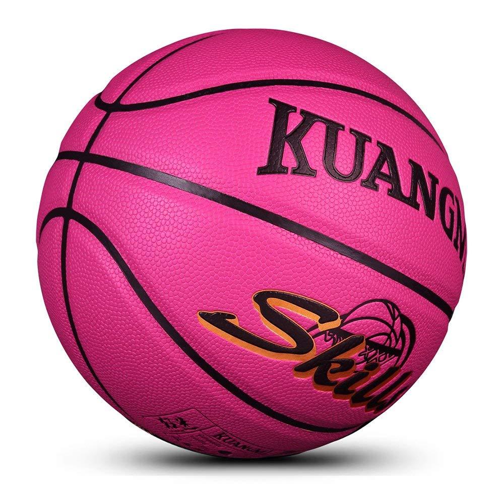 Kuangmi Çox rəngli Uşaq Oyunu Basketbol Qadın Kişilər Atışma - Komanda idman növləri - Fotoqrafiya 2