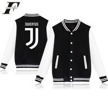 2017  hit hop winter Baseball jacket bomber jacket men women Spliced Juventus tracksuit club Italy Gianluigi coat survetement