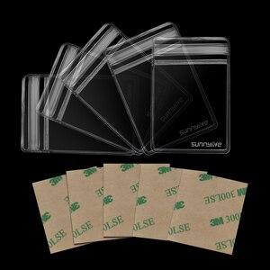 Image 4 - Capa de código qr para dji mavic 2 pro, 5 peças mavic pro para dji spark mavic air, estampa de código à prova d água capa de proteção phantom 3 4