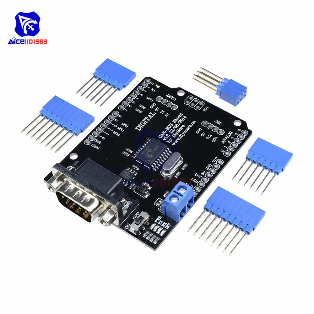 MCP2515 EF02037 CAN バスシールドコントローラボード通信速度高 V2 0B