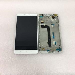 """Image 3 - Pantalla LCD Original de mejor calidad probada para Xiaomi Mi Max mimax de 6,44 """", pantalla LCD + Digitalizador de panel táctil con Marco, color blanco"""