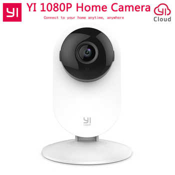 YI 1080P Home Camera Indoor Wireless Security Surveillance System Wifi IP Camera for Home/Office/Baby Pet Monitor - Category 🛒 Security & Protection