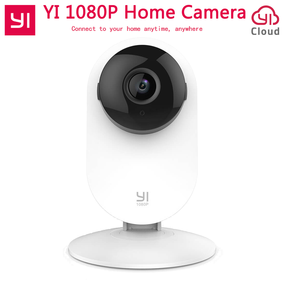 YI 1080P Home Camera Indoor Wireless Security Surveillance System Xiaomi Wifi IP Camera for Home/Office/Baby Pet Monitor