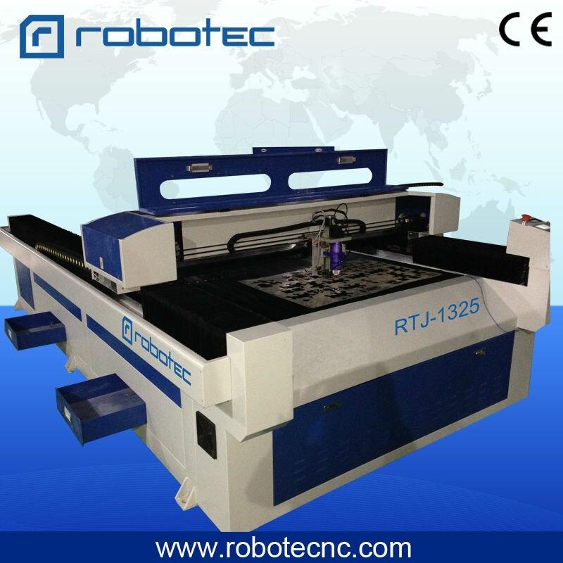 China Manufacture Big Power 260w Co2 Metal Laser Cutting Machine Good Price
