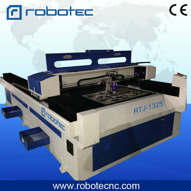 China manufacture Big power 260w co2 metal laser cutting machine good price