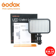 Godox LED 126 LED-126 Video Lamp Lights for Digital Cameras Camcorders DV Wedding Videography Photo journalistic Video Shooting