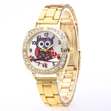 Brand JW Gold Watch Women Luxury Crystal Stainless Steel Wrist Watches For Women Fashion Dress Quartz Clock Ladies Watch Gifts цена