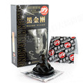 Condoms For Men Black King Kong Delay Type 10 Pcs Ultra-thin Natural Latex lubricant Male Sex Condoms Condom Extension