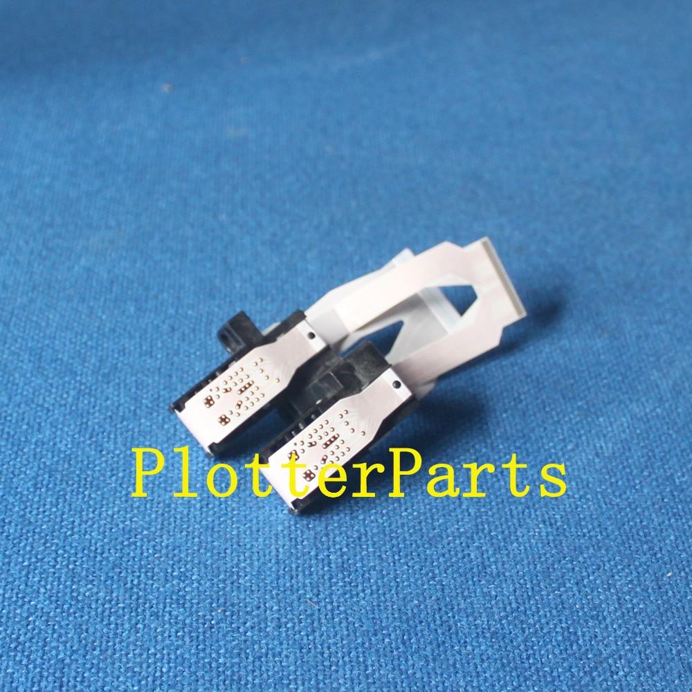 Q6651-60337-1 Carriage flex cable for HP DesignJet D5800 L25500 L26500 L28500 T7100 Z6100 Z6100PS Z6200 Z6800 Printer Parts used цена