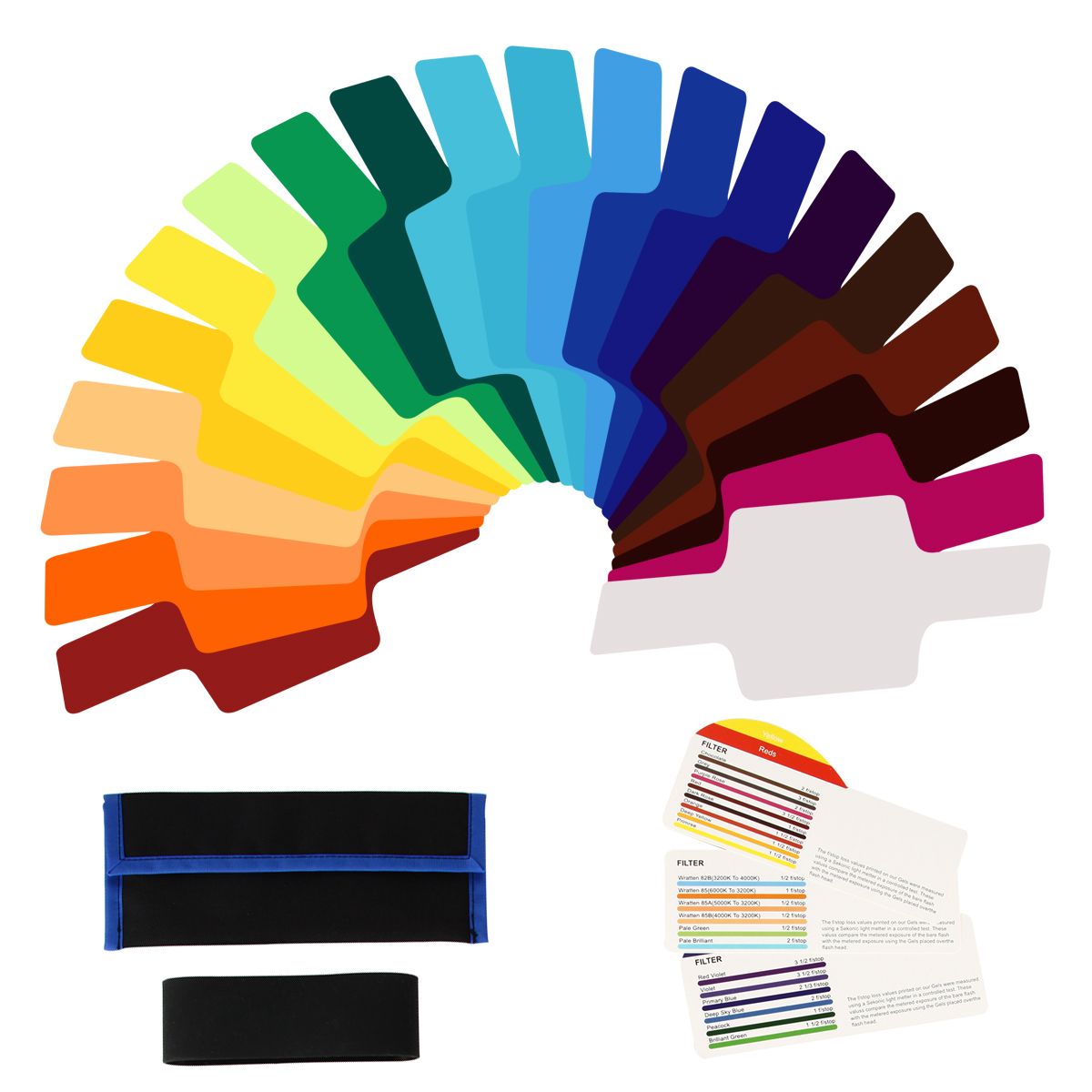 popular gel color flash buy cheap gel color flash lots from china