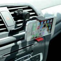 2016 NOUVELLE Voiture Universel porte-téléphone cellulaire à ventouse En Support De Voiture Pour Iphone 6 7 8 Plus Téléphones portables GPS Accessoires Supports