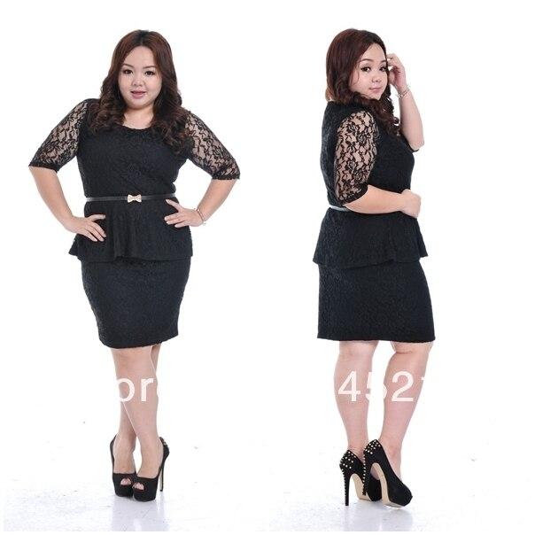 ebf6486aa39bb Latest Fat Women Dresses
