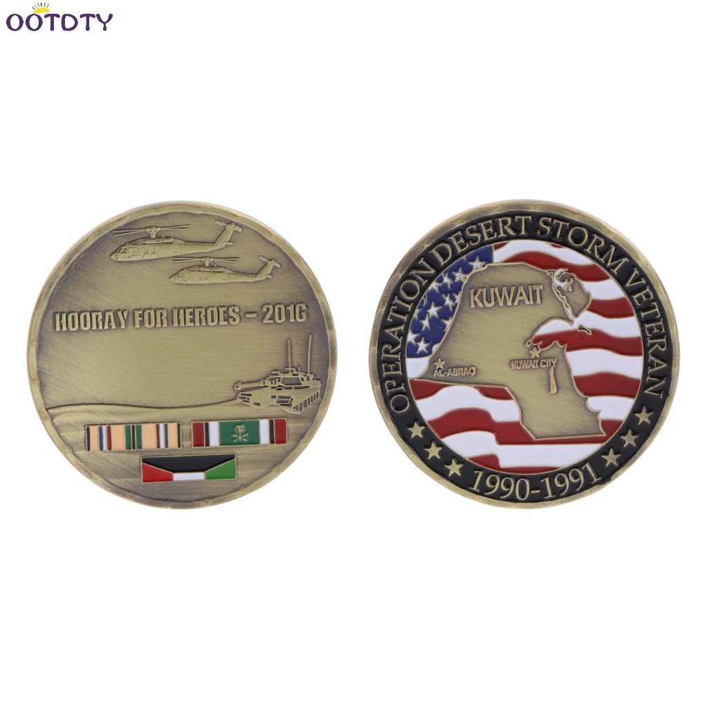 Commemorative Coin Kuwait Map Collection Arts Gifts BTC Bitcoin Alloy Souvenir Non-currency Coins